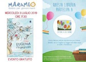 Flashbook ad Alba alla Libreria Marameo a luglio
